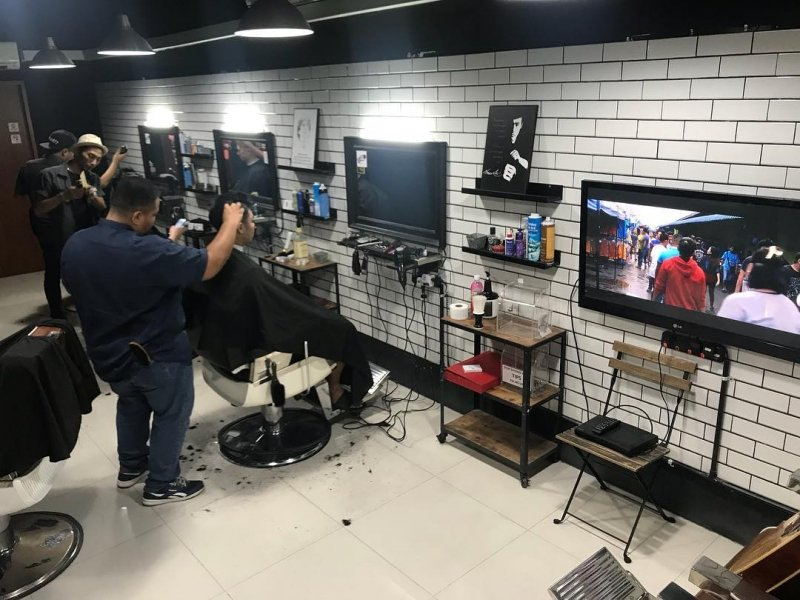 The Lufts Barbershop Singapore