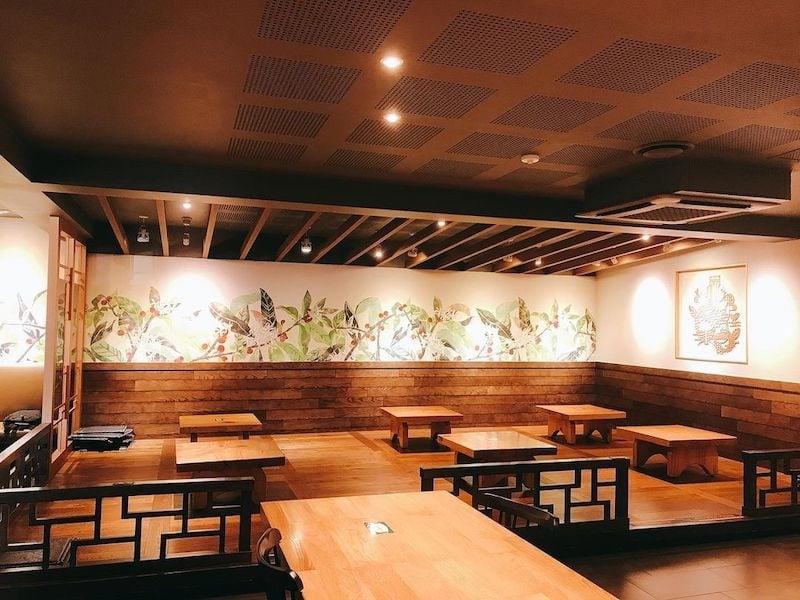 Starbucks Gyeongju Daereungwon