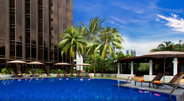 Hot Escapes - Last Minute Deal with 15% Savings in Sheraton Towers Singapore