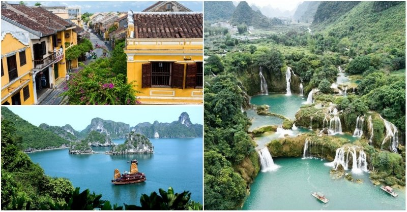 7 Best Itineraries for Christmas & New Year Trips in Vietnam