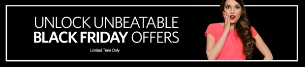 Black Friday Sale - Up to 25% Savings in Participating Millennium and Copthorne Properties