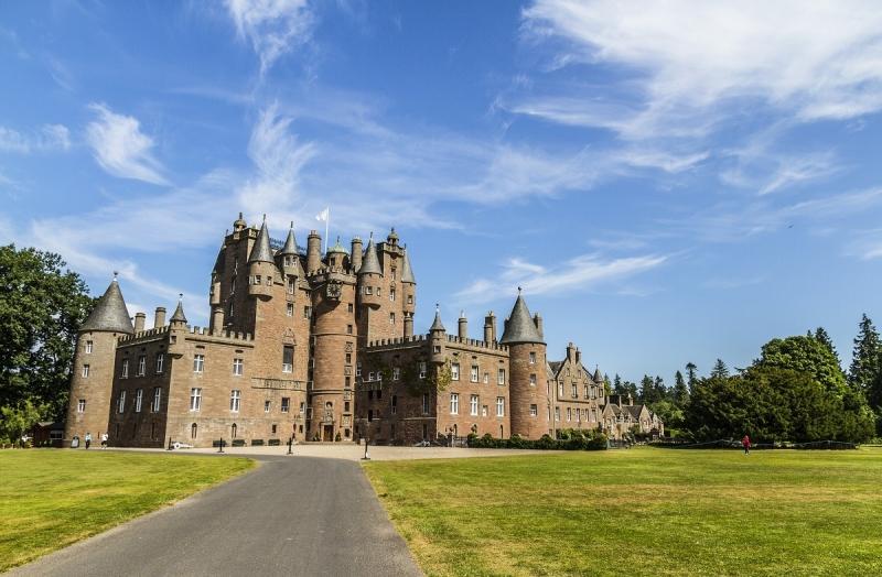 castles in scotland