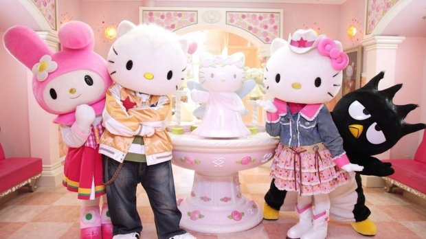 20% off Two-Park Pass Admission Ticket in Hello Kitty Town with Standard Chartered