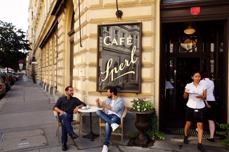 Café Sperl in Vienna