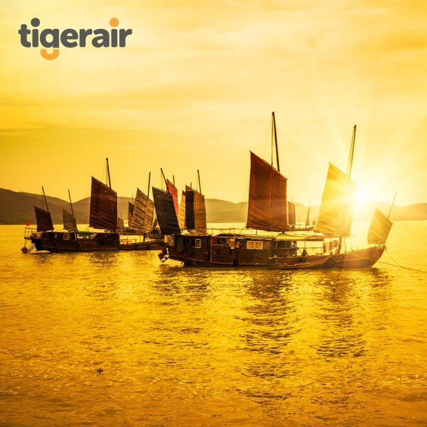 Fly Around Asia with Tigerair | TigerFlash Deal from SGD5