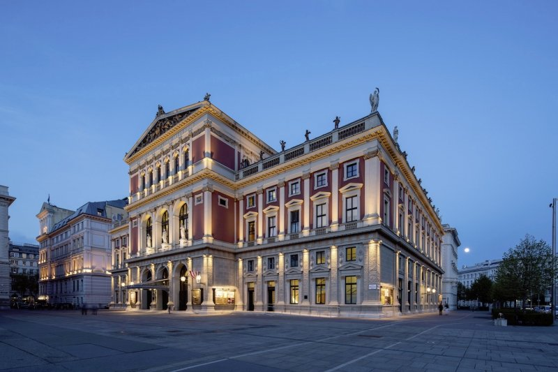 Musikverein for your things to do in Vienna