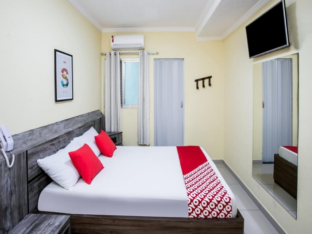 40% off Room Rate in OYO Hotels with UOB Cards