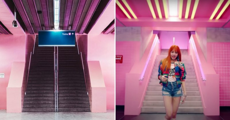 prettiest mrt stations singapore redhill