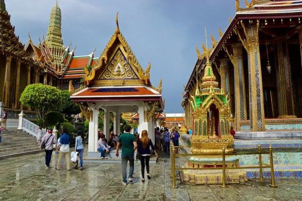 Chơi gì ở Thái Lan: Đi thăm Cung điện Hoàng gia ở Bangkok