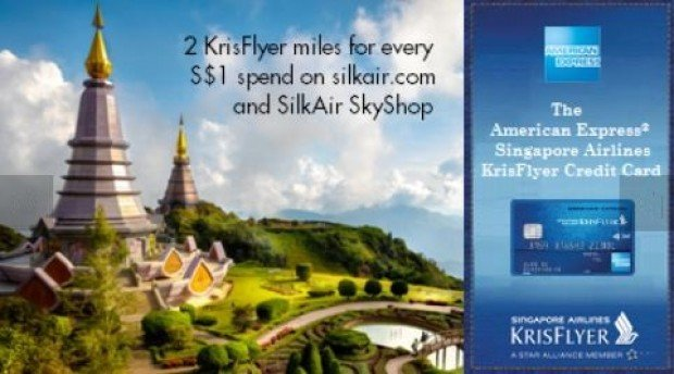 Enjoy Your Travel with American Express and Fly from SGD169 on SilkAir