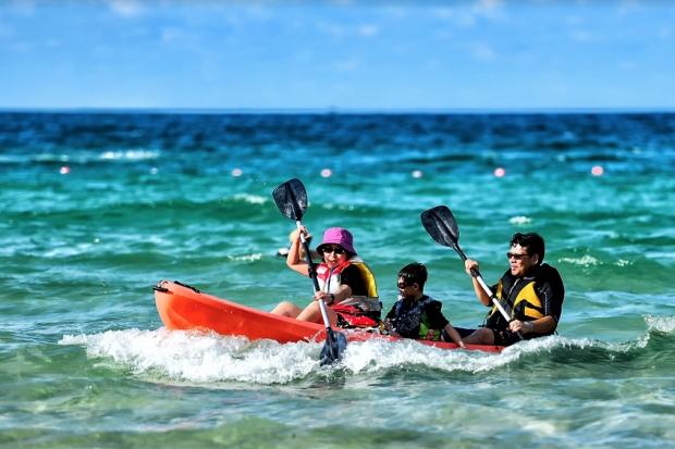 Father's Day Getaway Package in Bintan Lagoon Resort