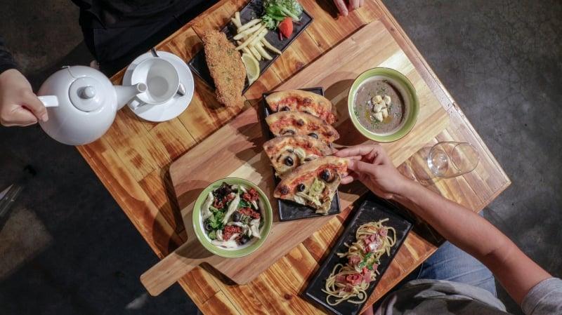 kucina italian restaurant singapore