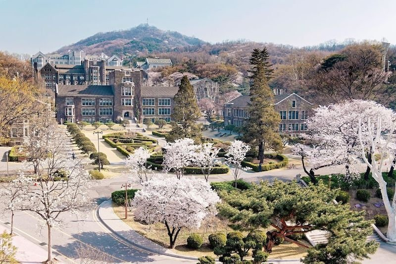 Universities in Seoul: Yonsei University