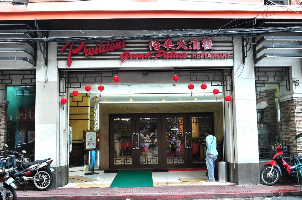 President Grand Palace Restaurant