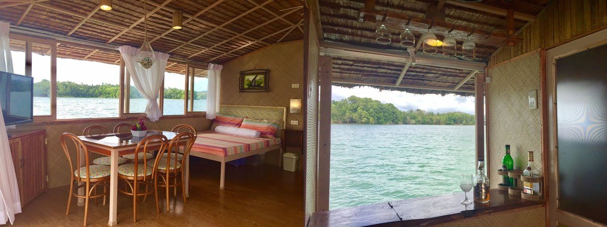 Aquascape Lake Caliraya Floating Cottage: A Secret Retreat ...