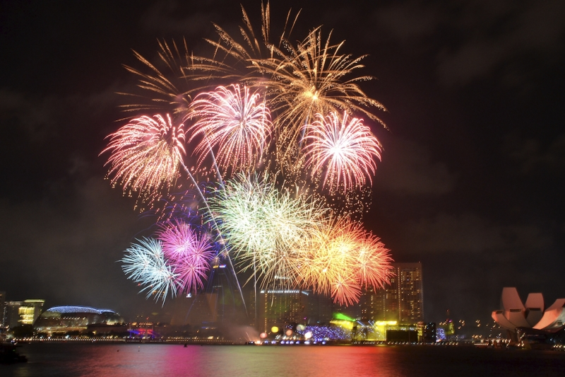 Garden By The Bay East Firework best free places to catch the 2017 national day fireworks