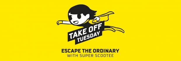 Two-to-Go Sale with Scoot Flights from SGD36 to Over 50 Destinations