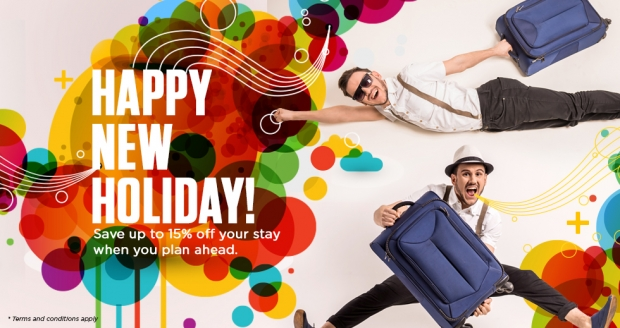 Enjoy up to 15% Savings on your Next Stay in Tune Hotels