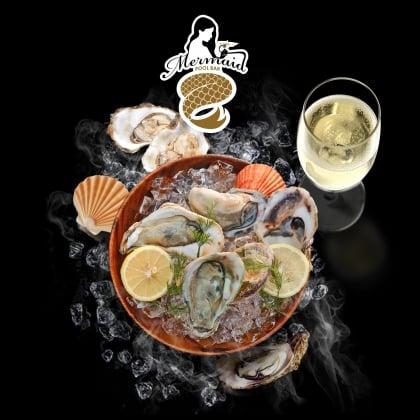 Oyster & Wine Pairing Treats