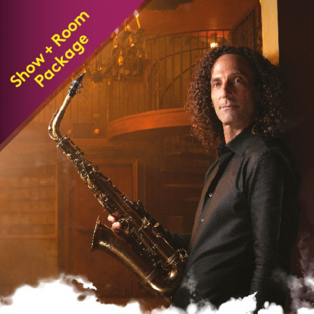 Kenny G World Tour 2018 in Malaysia Package with Stay at Resorts World Genting