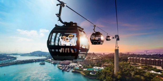 20% off Singapore Cable Car Sky Pass (Round Trip) with UOB Card