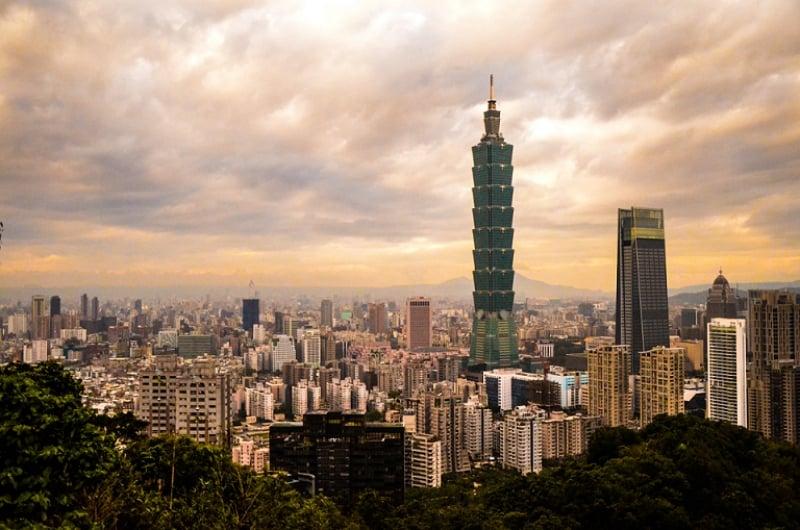 taiwan visa-free