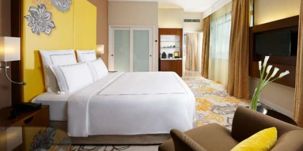Enjoy 25% off Best Available Rate at Swissotel Merchant Court, Singapore with UOB Card