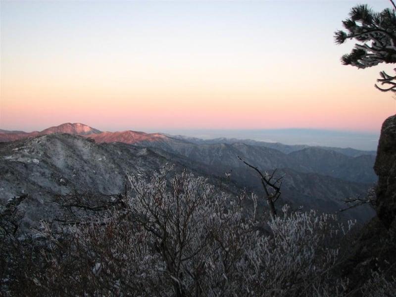 Jirisan National Park nature parks south korea