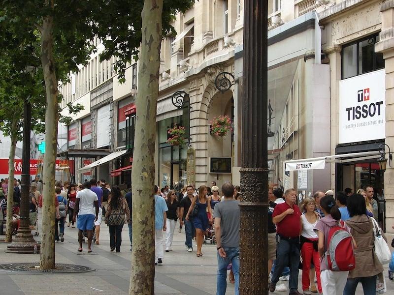 Champs-Élysées redesign
