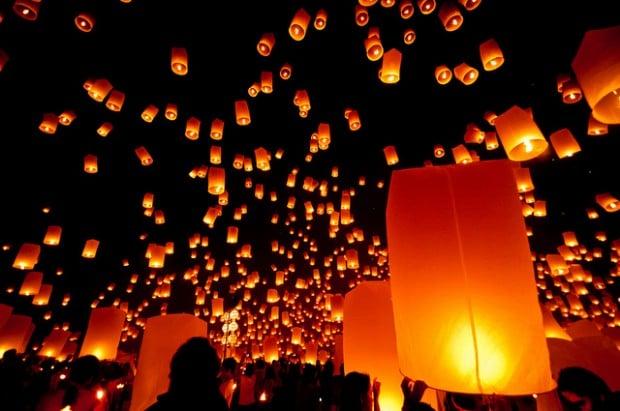 lễ hội du lịch Thái Lan của người Thái