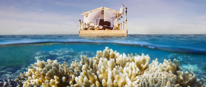floating bedroom gbr