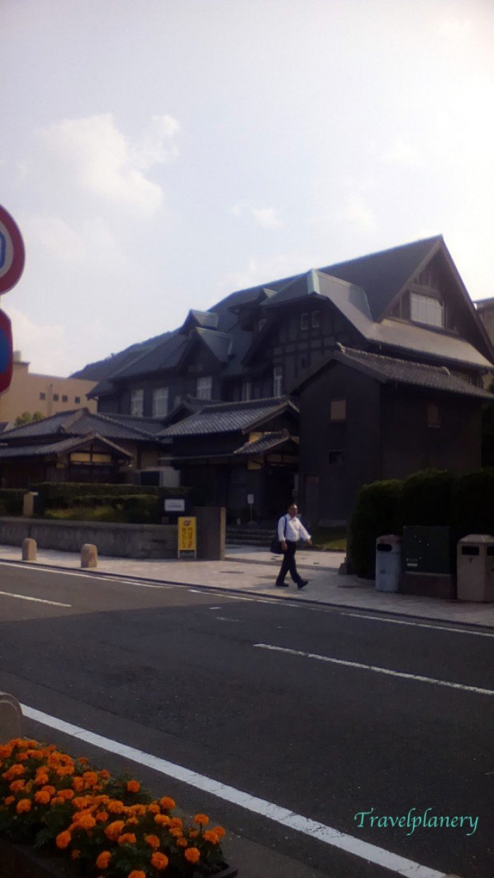 chơi gì ở Fukuoka Mojiko retro