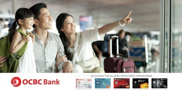 Two-to-Go Fares to Destinations Worldwide with Singapore Air and OCBC Card