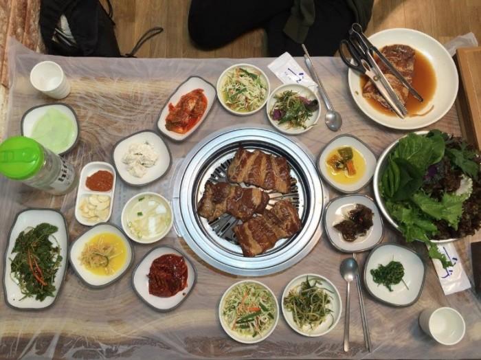backpacking korea tips