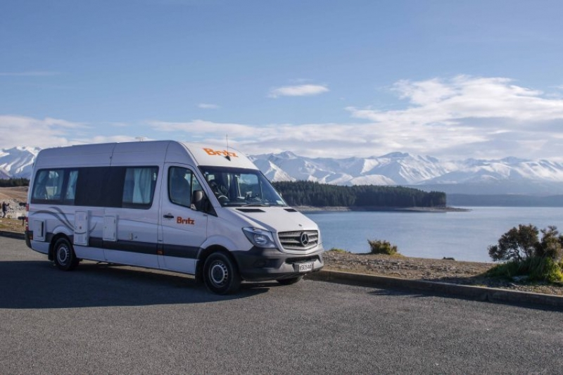 campervan road trip new zealand itinerary