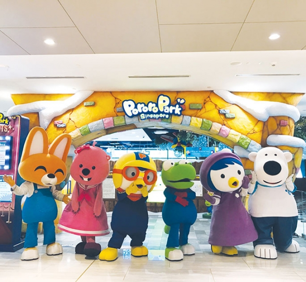 Up to 10% Savings in Pororo Park Singapore Activity and Events with DBS Card