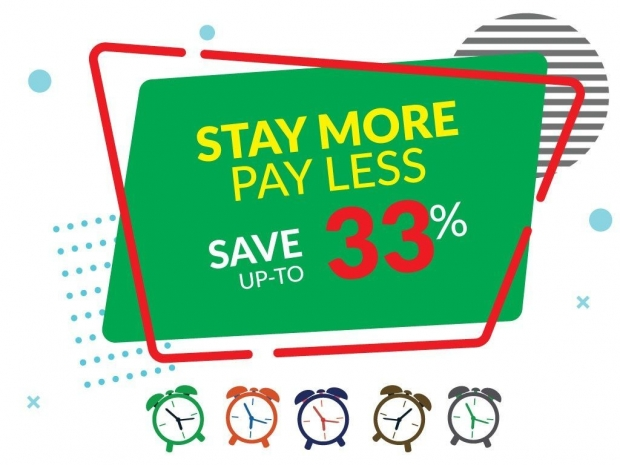 Save Up to 33% on your Stay with Compass Hospitality