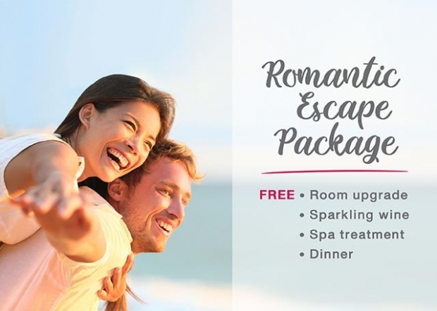 Romantic Escape in Selected Centara Hotels & Properties