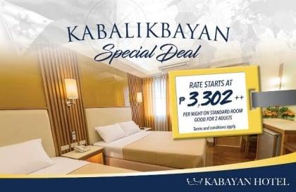Kabalikbayan Special Deal