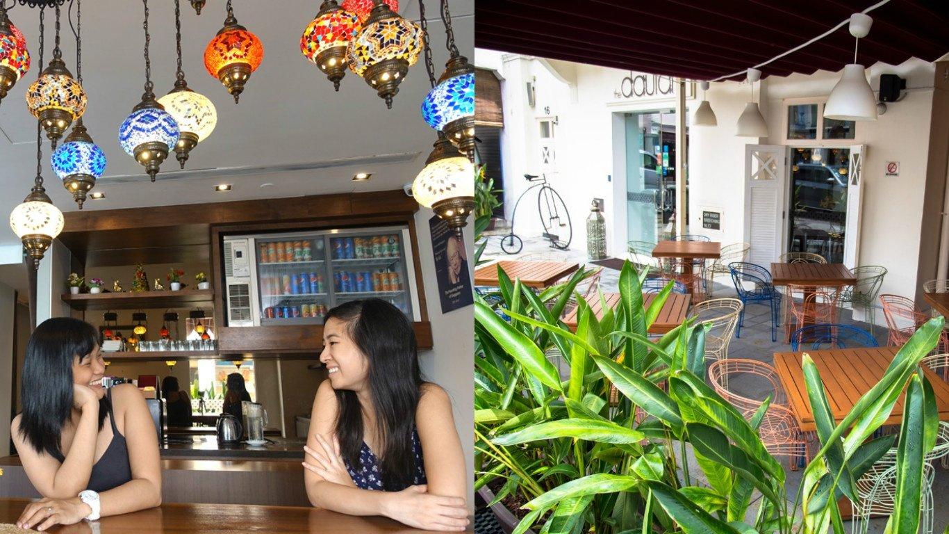 daulat hotel singapore
