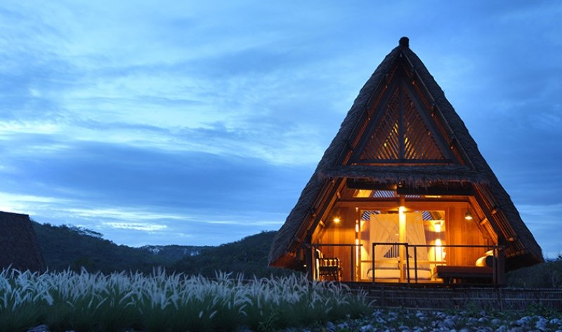 glamping in indonesia