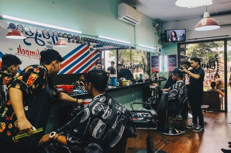 Limpeh Barbershop Singapore