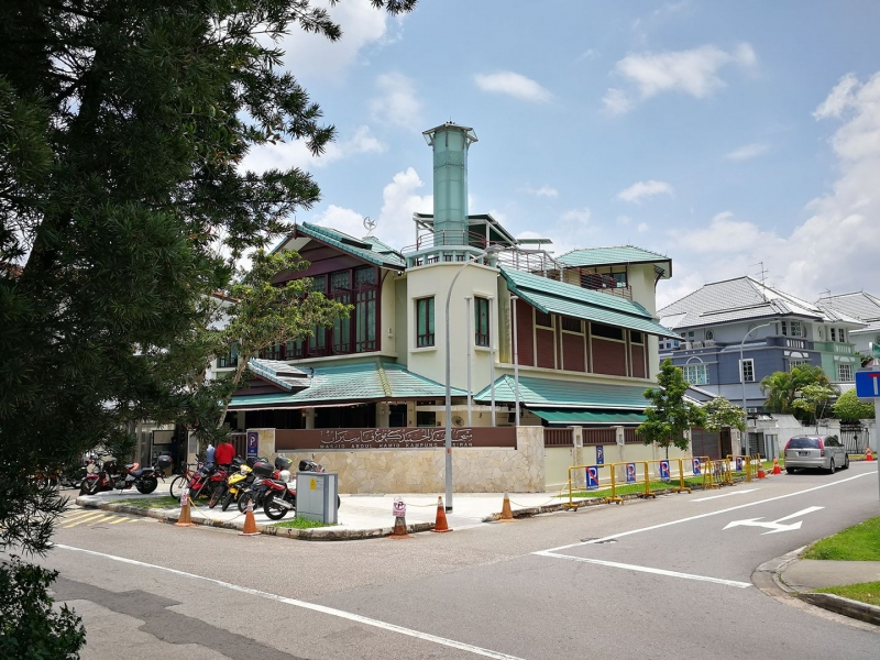 Masjid Abdul Hamid Kampung Pasiran