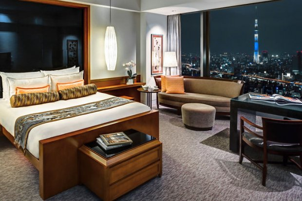 japan top hotels