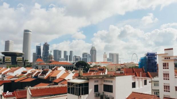 Singapore staycation