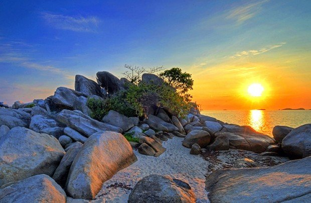 Banka and Belitung Island