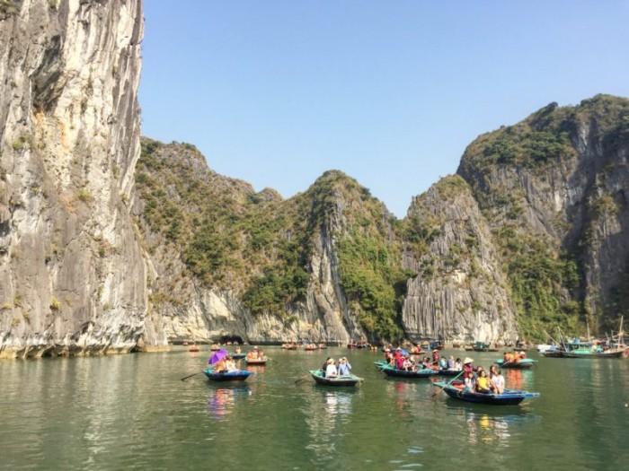 vietnam budget itinerary