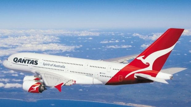 Fly from Singapore to Anywhere with Qantas Airways from SGD512