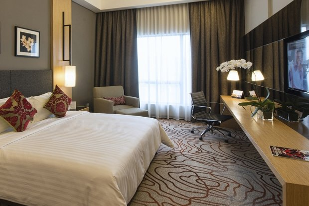 Enjoy 20% off Best Available Rates at Impiana Hotel Senai with MasterCard