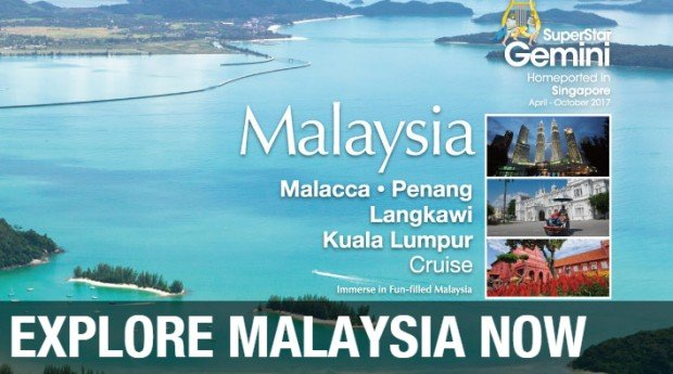 Anniversary Offer | 45% Off Low Season with Star Cruises